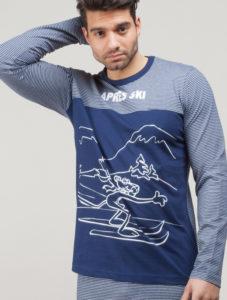 Pijamas de invierno hombre