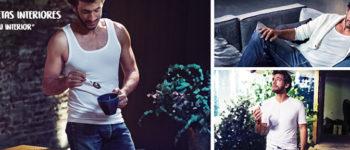 camisetas interiores para hombre