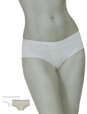 Pack x2 Culotte de algodón Unno Smart Comfort