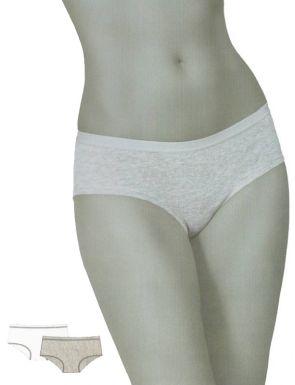 Pack x2 Culotte de algodón Unno