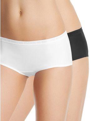 Bragas Bóxer Pockets de microfibra pack de 2