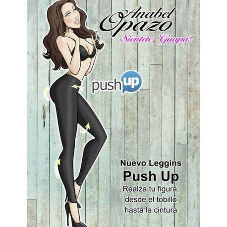 Leggins Push Up que te realzara y estilizara tu figura