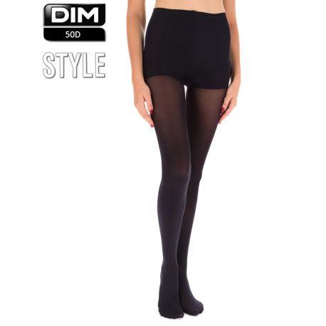 bc4320777 Comprar pantys medias online DIM opacas y sin cintura | Medias DIM