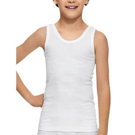 Camiseta Abanderado tirantes niño sport