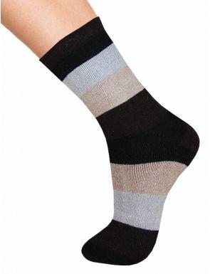 Calcetines invierno mujer con lana