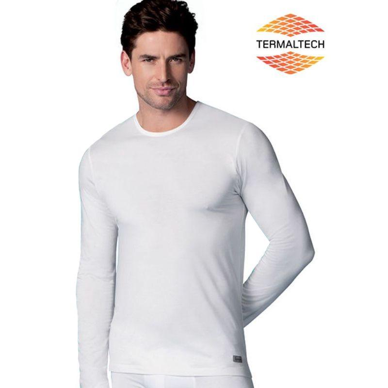 Camiseta t rmica hombre de manga larga abanderado ropa for Camisetas de interior hombre