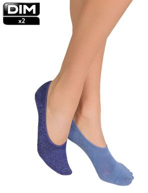 Protege pies transpirables Dim x2