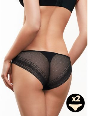 Pack de 2 braguitas Perfect Fit de gisela