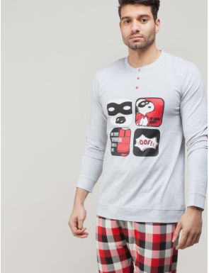 Pijama para hombre Snoopy
