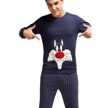 Pijama hombre Sylvester
