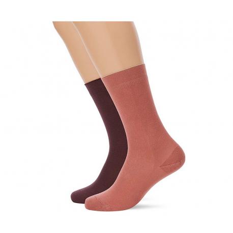 Calcetines modal para mujer DIM x2