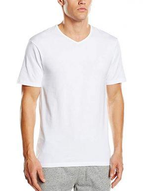 Camiseta Manga corta algodón Abanderado Cuello V