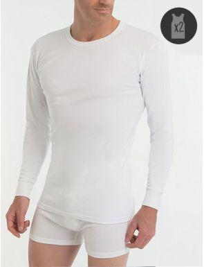 Pack x2 Camisetas Abanderado M/L Cálidas