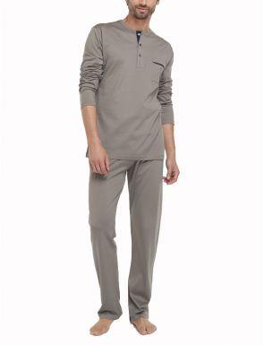 Pijama Hilo de Escocia Topo