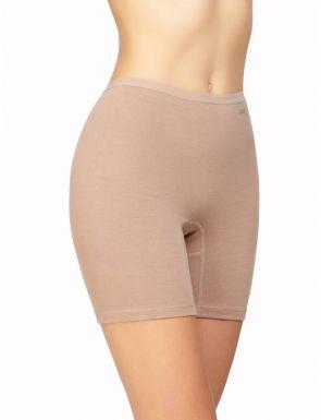 Culotte largo básico algodón