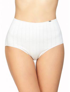 Braga clásica algodón suave de canalé ancho, AVET