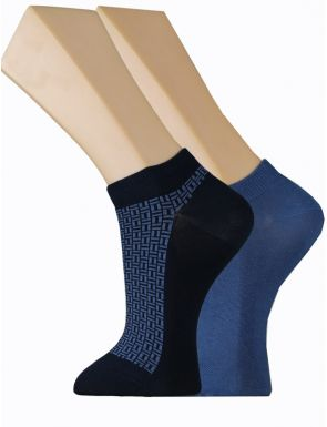 Pack 2 Calcetines Dim  Cotton Style