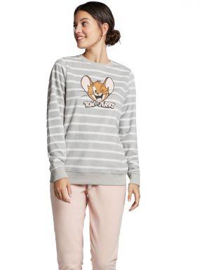 Pijama polar Tom and Jerry Mujer
