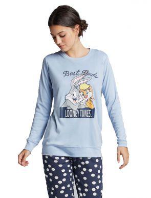 Pijama largo Looney Tunes