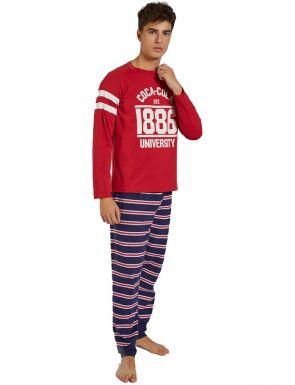 Pijama de punto de hombre de Coca Cola