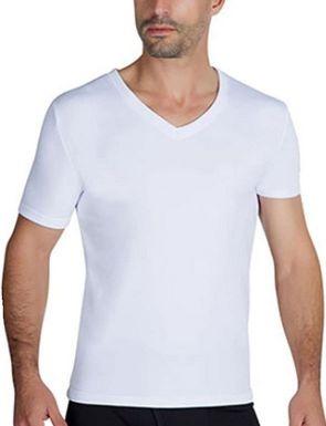 YSABEL MORA - 70100 Camiseta Hombre Manga Corta
