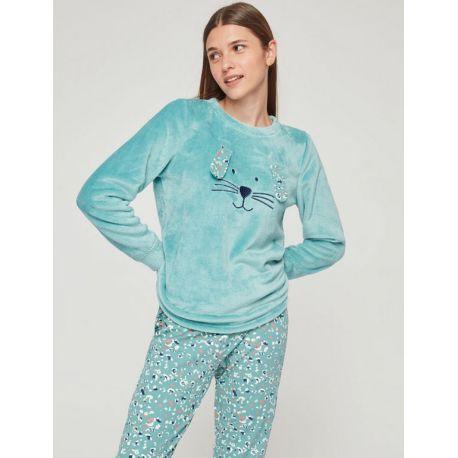 Pijama peluche animal de Gisela