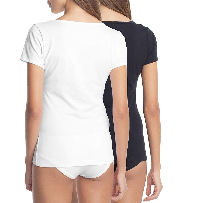 Camiseta interior manga corta t rmica de princesa ropa for Camisetas de interior hombre