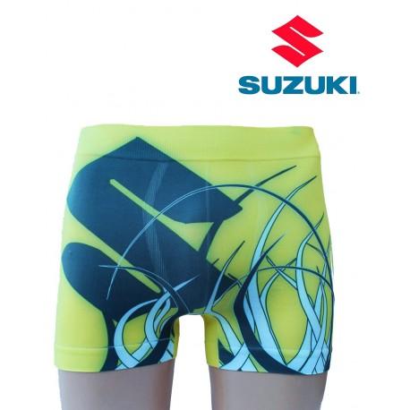 Calzoncillos boxer Gutier estampado Suzuki sin costuras