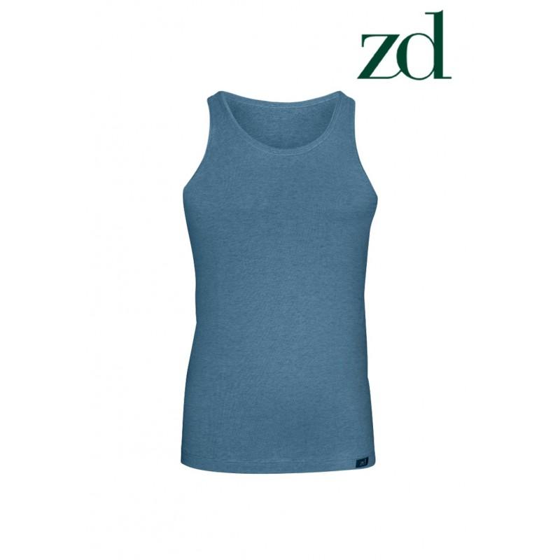 Camiseta para hombre de tirantes hilo de soja zd ropa for Camisetas de interior hombre