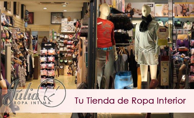 Tienda de ropa interior en girona comprar ropa interior en girona ropa interior julia - Marcas de ropa interior para hombre ...